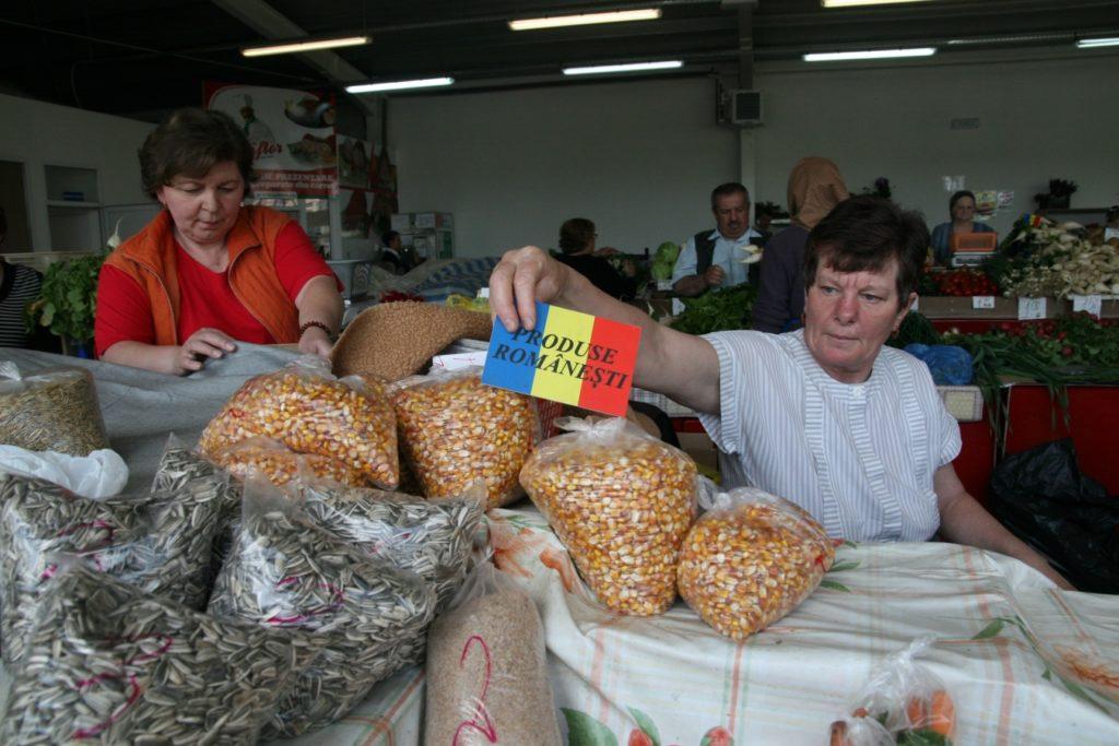 Să cumpărăm doar produse româneşti!