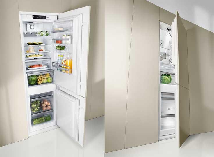 Cum alegem frigiderele incorporabile potrivite spatiului de care dispunem?