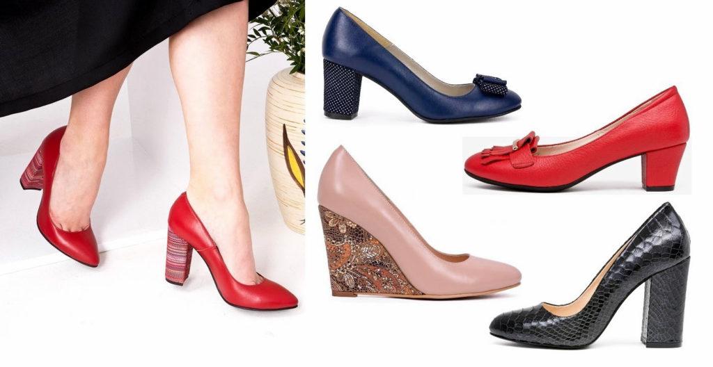 Ce ne spun pantofii cu toc mediu si inalt de azi despre istorie?