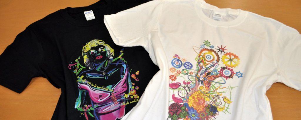 Imprimarea pe textil te ajuta sa ai haine unice
